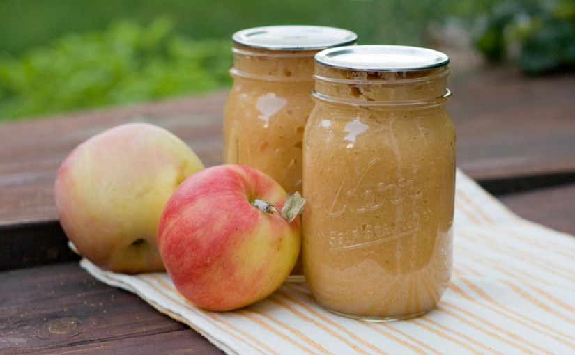 Fall Canning Recipes