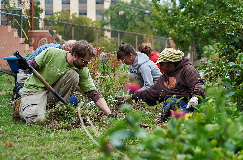 Philadelphia Orchard Project Orchard Week 2015 October 14, 2015