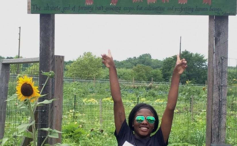 Orchard Update: Bartram's Garden