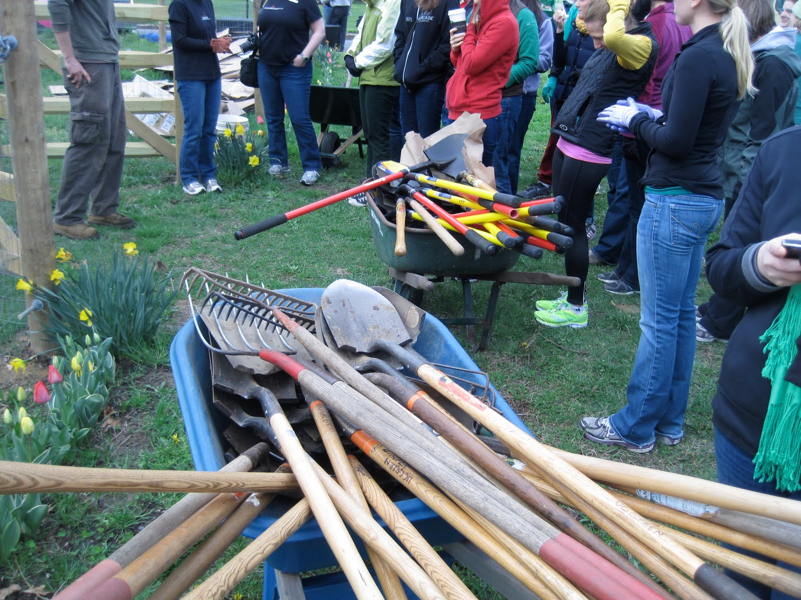 Stocking and Maintaining Your Orchard Toolkit – Philadelphia Orchard