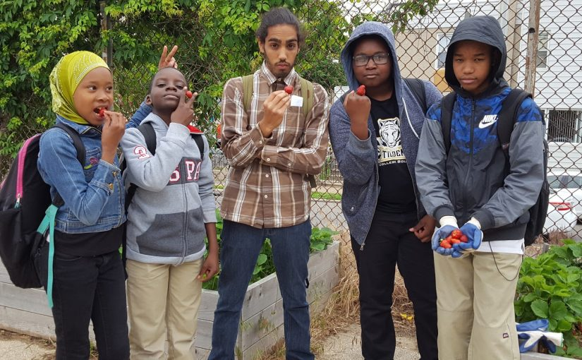 Building Self-Reliance through the Tilden School Orchard & Garden