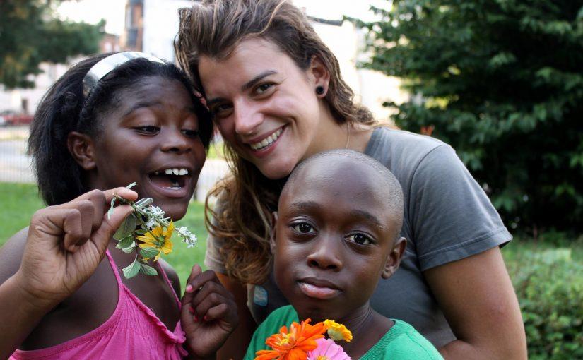 POP History 2011 & Volunteer Spotlight: Robyn Mello