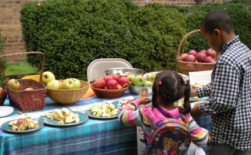 10th Annual East Park Apple Festival