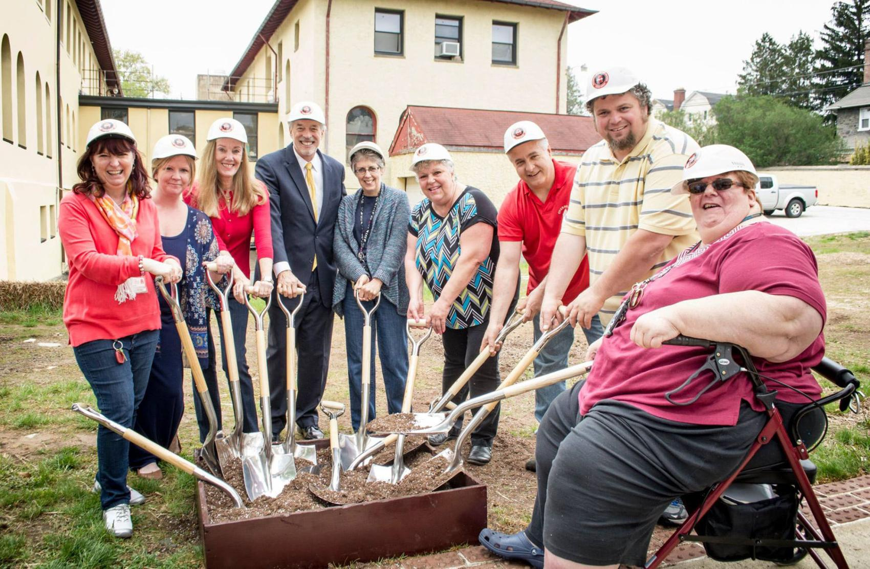 Special Needs Philadelphia Orchard Project